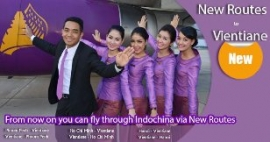 Cambodia Angkor Air (K6) Launches intra-Indochina shuttle services