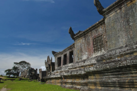 Conservation and Management of Preah Vihear Temple
