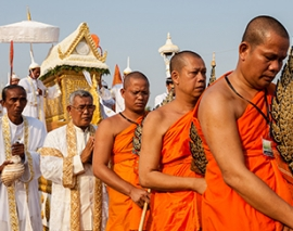 Commemoration Day of King's Father, NORODOM SIHANOUK