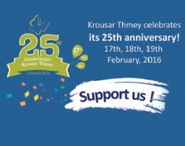 Krousar Thmey celebrates its 25th anniversary!