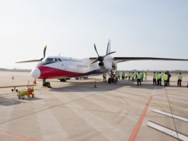 Cambodia Bayon Airlines unveils a new service