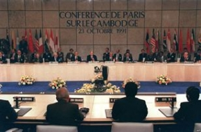 Cambodia commemorates the 1991 Paris Peace Agreement