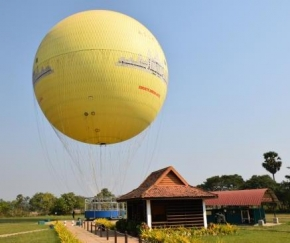 03 / THREE MONTH SERVICES SUSPENSION FOR THE NEW  ANGKOR TETHERED BALLOON REPLACEMENT